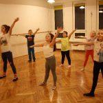 Taniec nowoczesny z elementami baletu