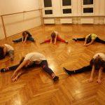 Taniec nowoczesny - zajęcia z p. Lidią Bień
