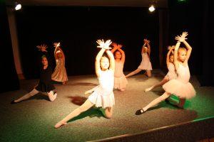Zajęcia z tańca nowoczesnego z elementami baletu