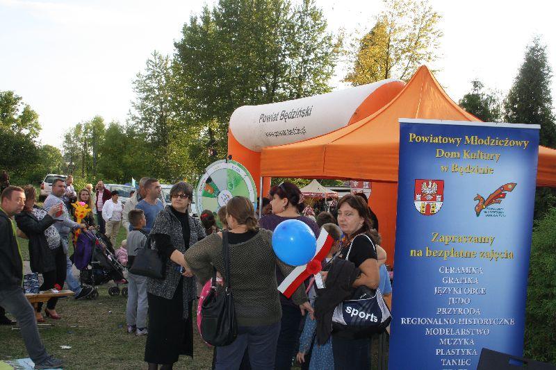 Atrakcje dla dzieci przygotowane przez PMDK w Będzinie