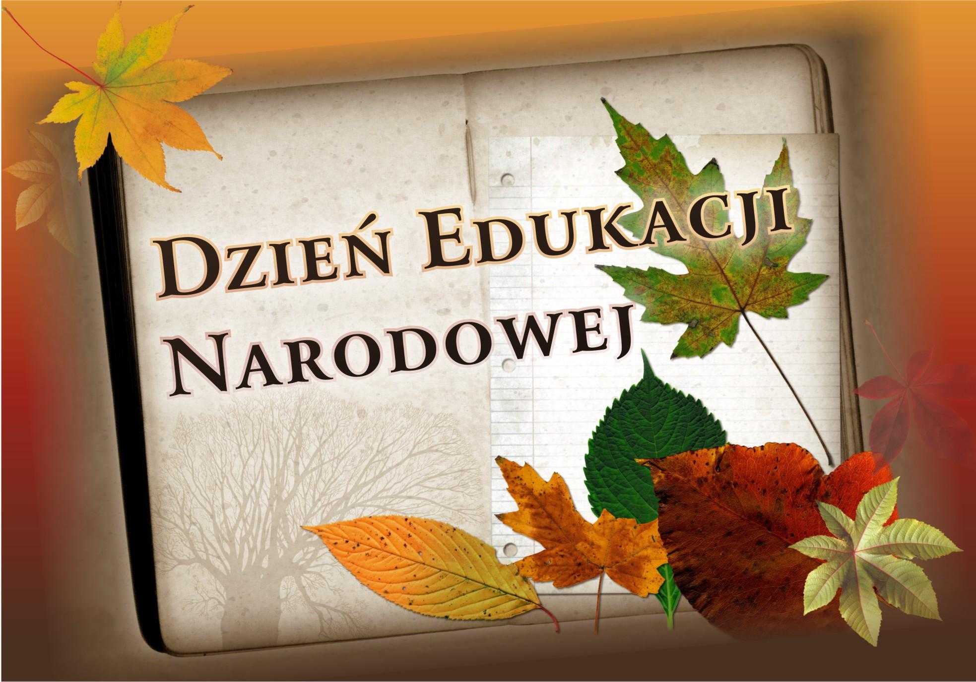 Życzenia na okoliczność Dnia Edukacji Narodowej