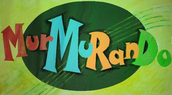 Logo konkursu MurMuRanDo