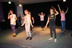 Zajęcia taneczne dla grupy starszej