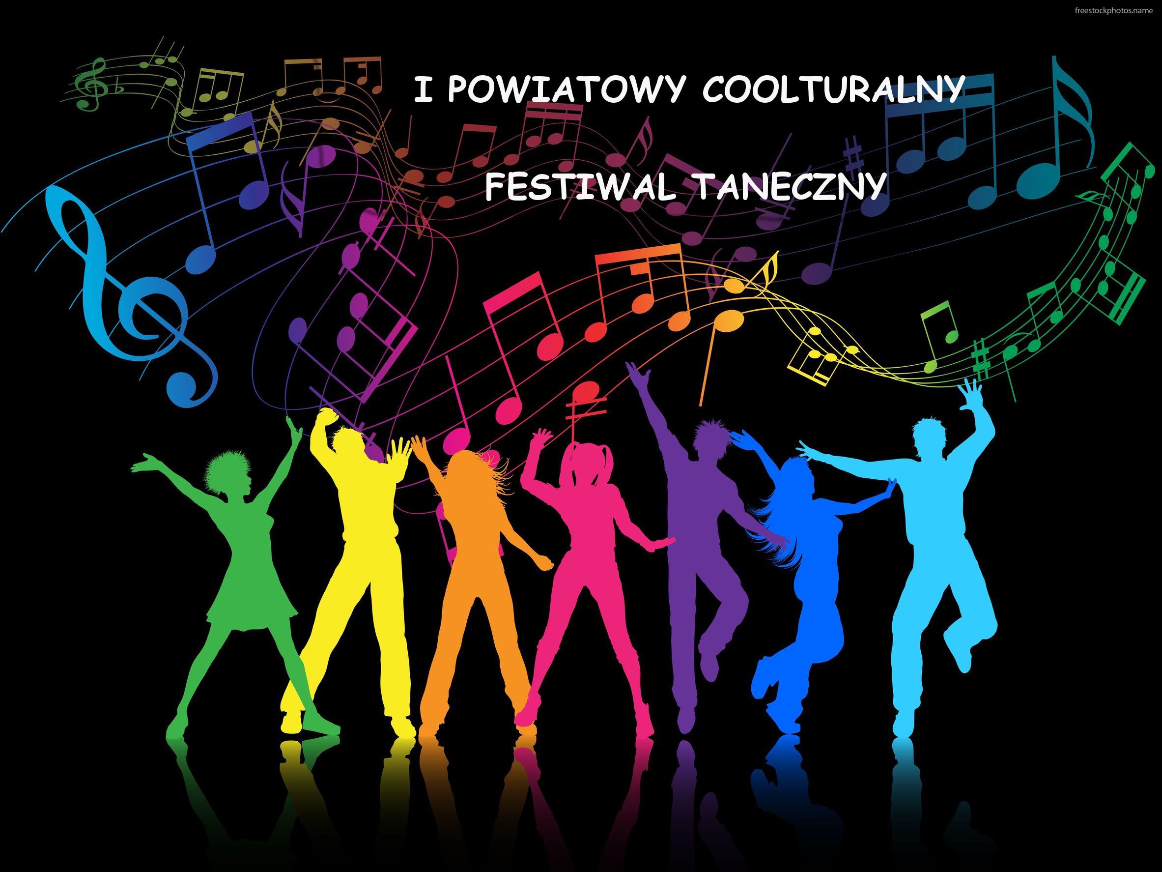 I Powiatowy Coolturalny Festiwal Taneczny