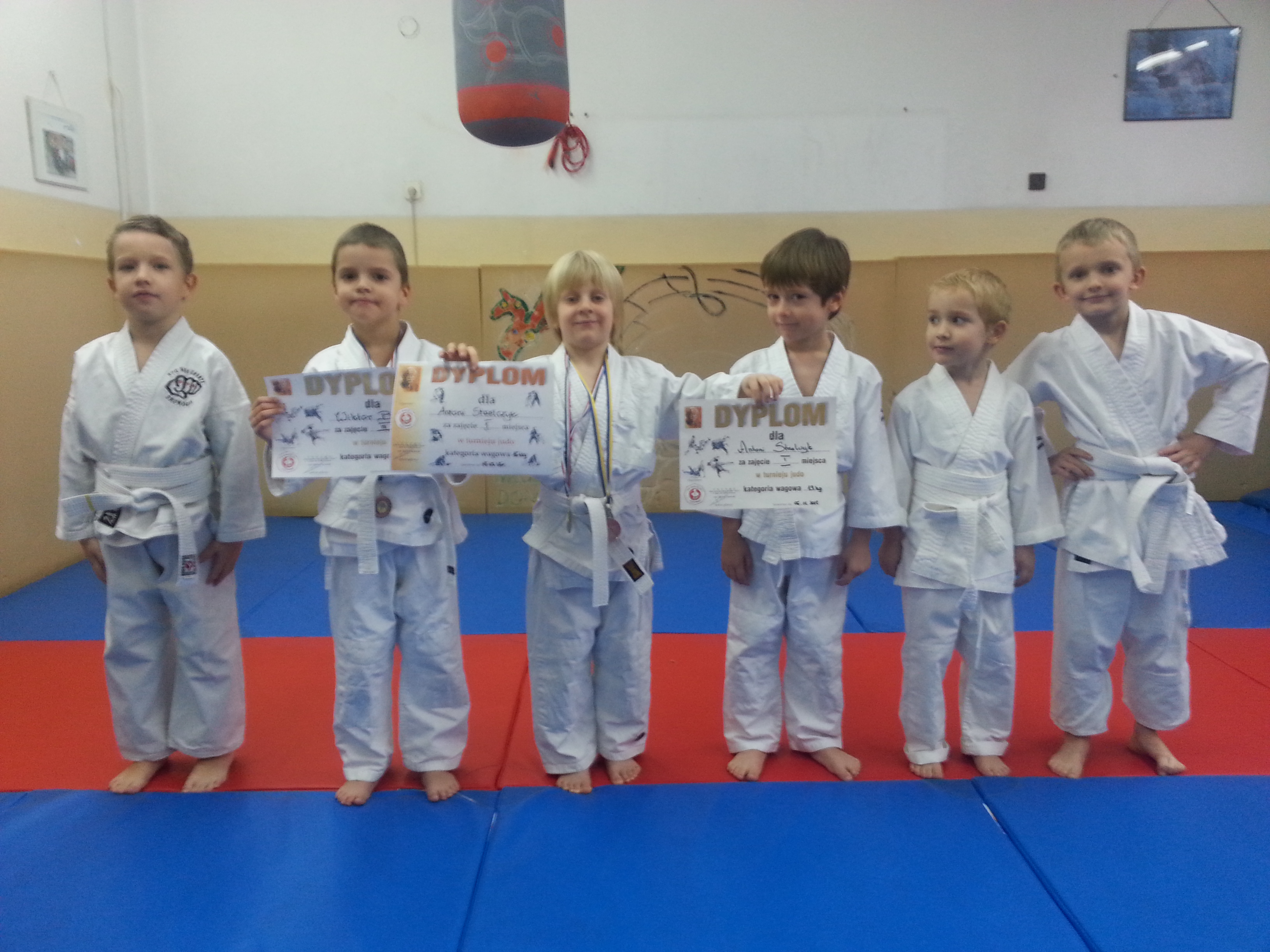 Judocy na Medal!
