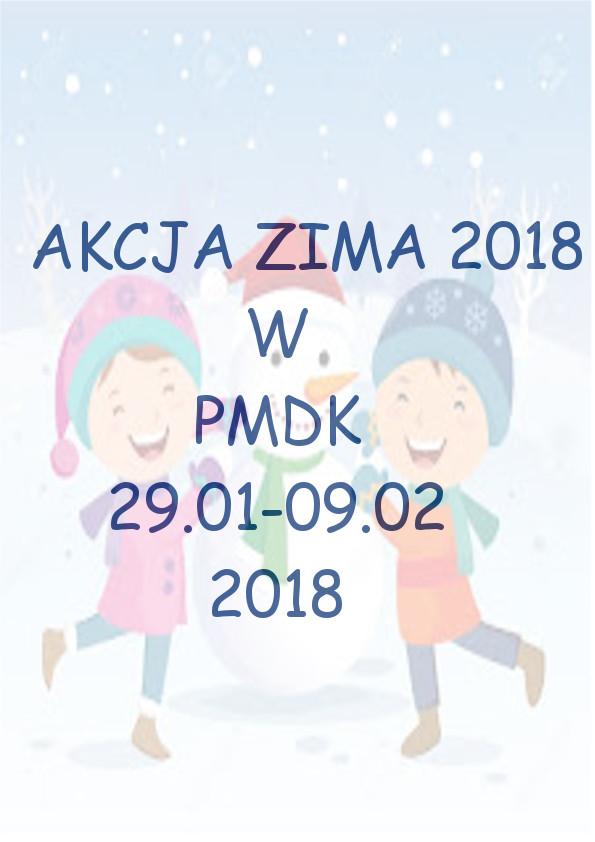 Akcja Zima w PMDK tuż, tuż