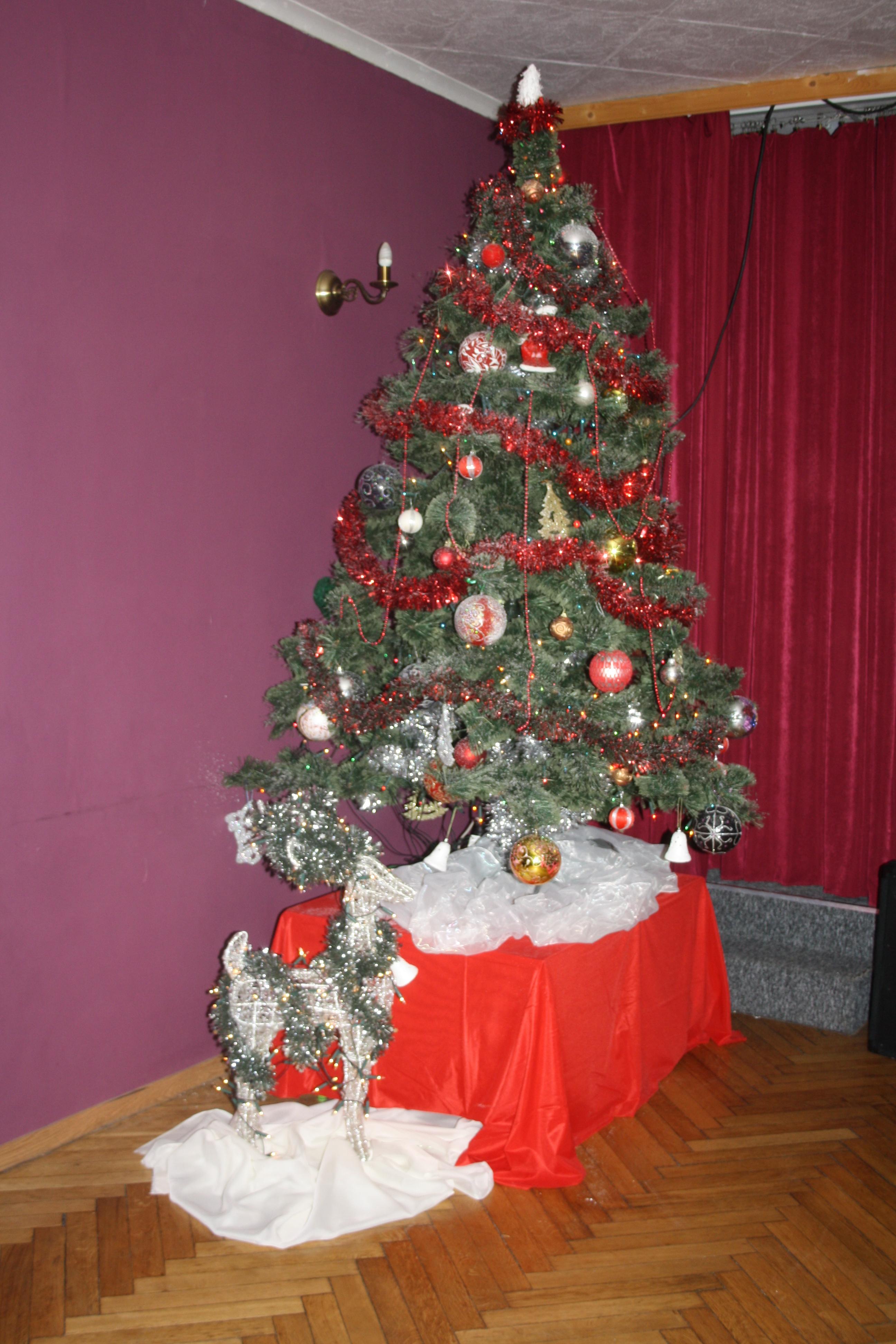 Mikołaj w PMDK