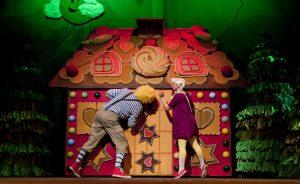 Piątkowe wyjście do Teatru Dzieci Zagłębia