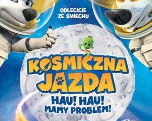 """Informacja o wyjściu dzieci na seans """"Kosmiczna jazda"""" w kinie """"Nowość"""""""